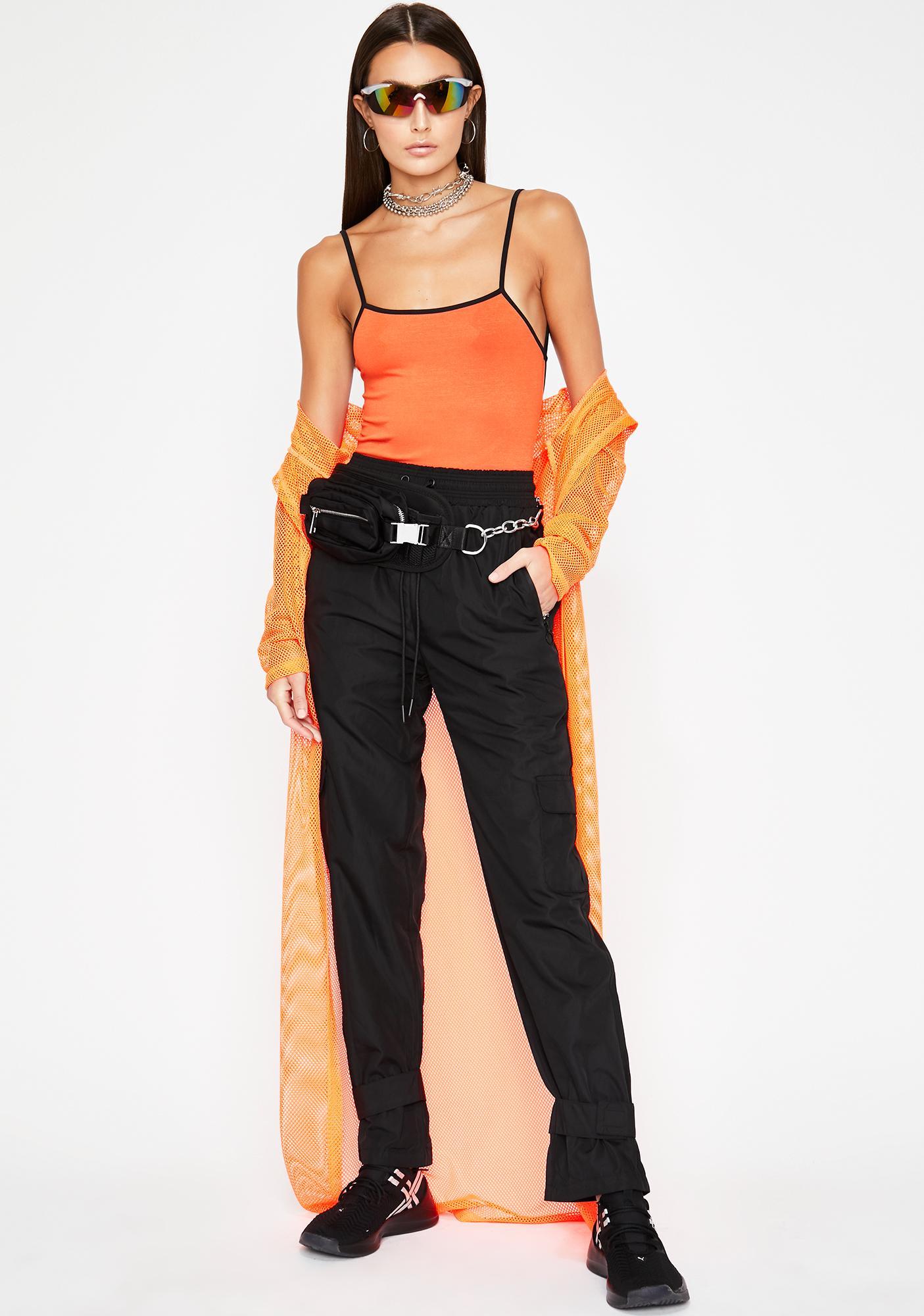 Juicy Supermodel Tank Bodysuit