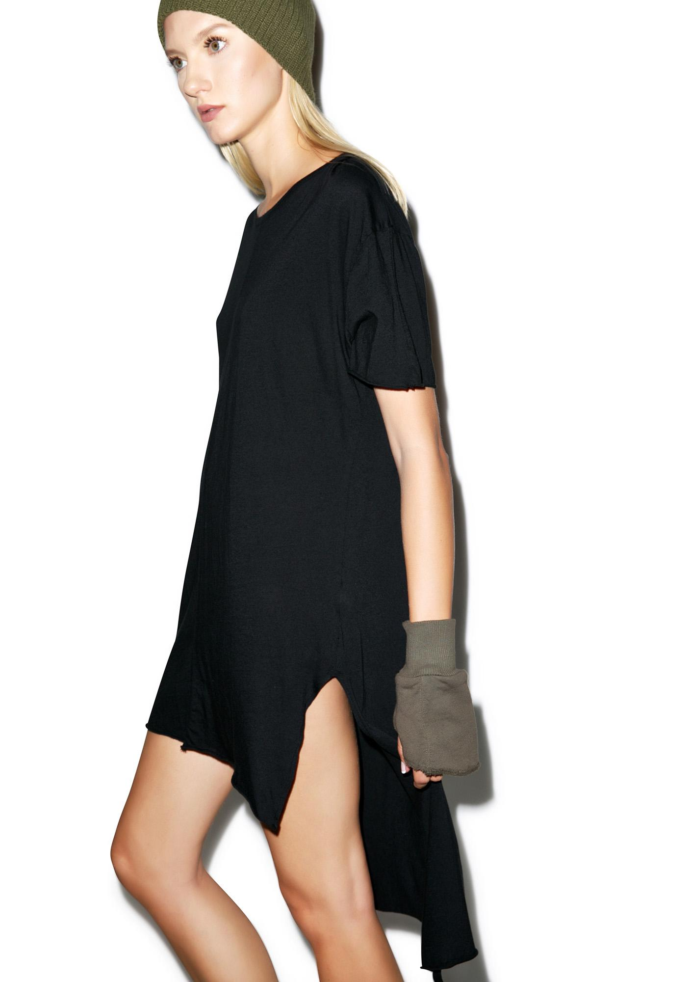 Knomadik Trail Tee Shirt Dress