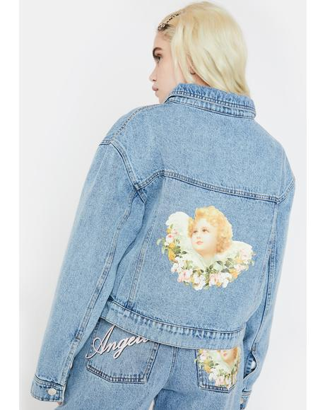 Angelic Denim Jacket