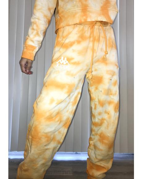 Camda Tie Dye Jogger Sweatpants