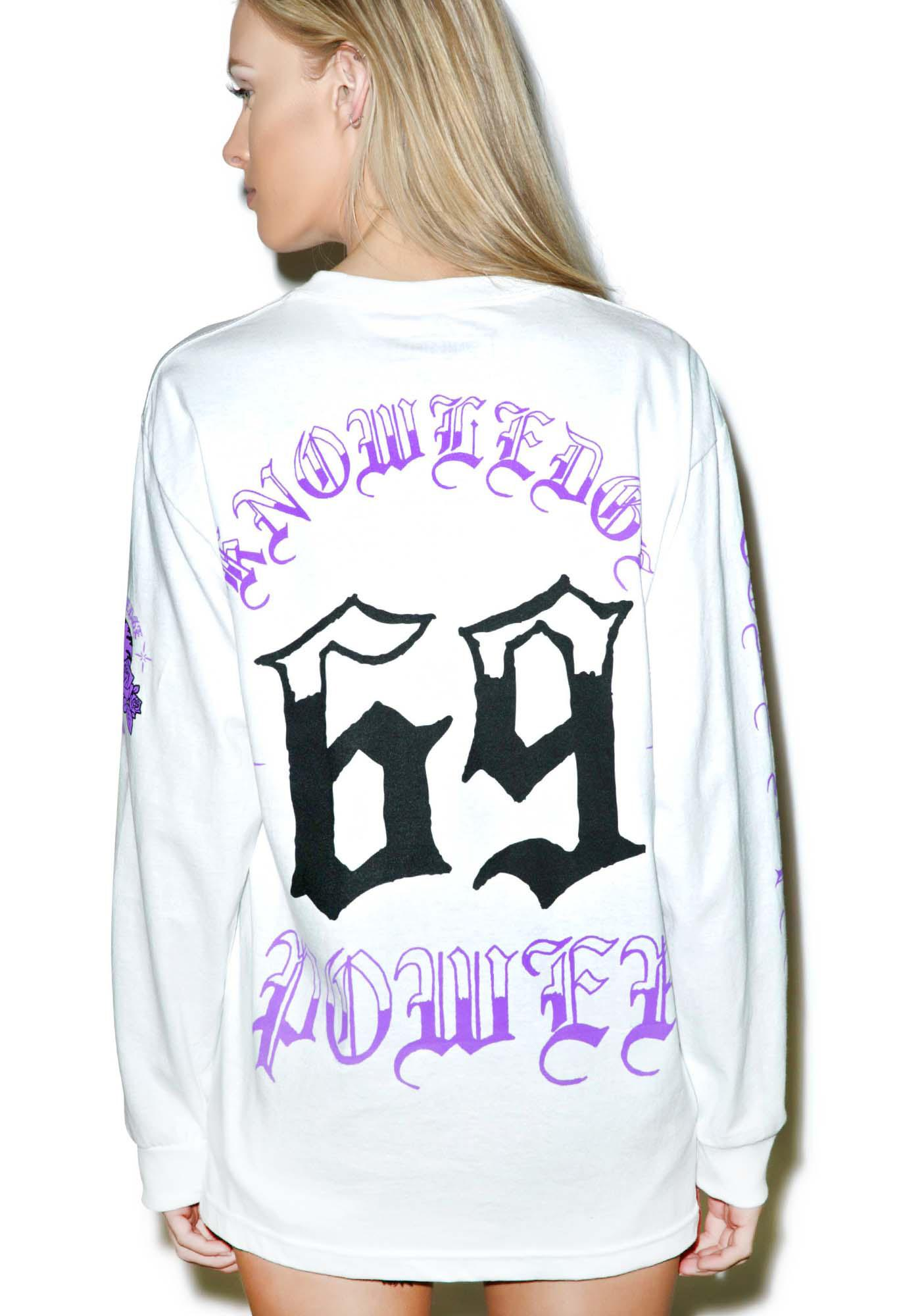 Mishka Tuff Count Long Sleeve