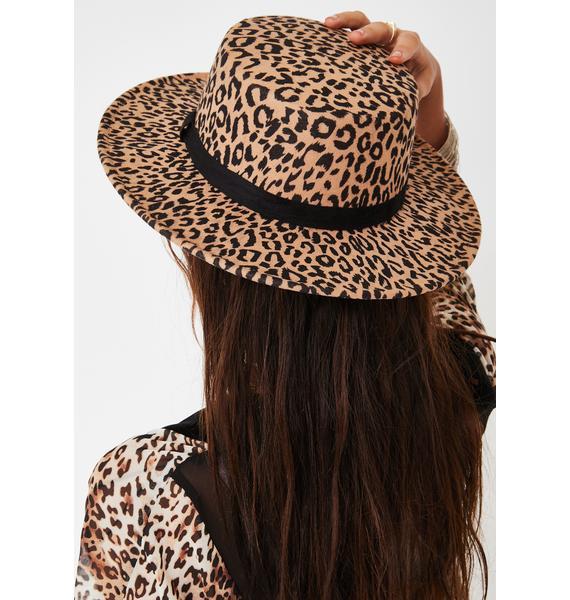Desert Style Wide Brim Hat