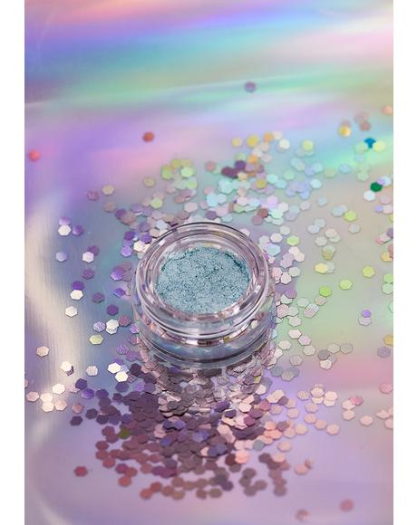 Thin Mint Kushy California Eyeshadow