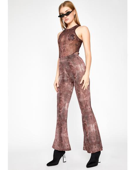 Outback Babe Flare Pant Set
