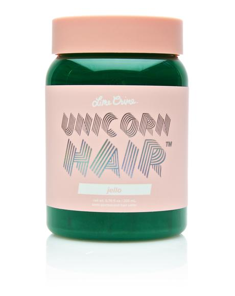 Jello Unicorn Hair Dye