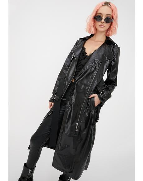 Umbra Trench Coat