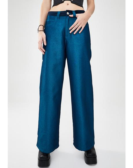 Thousand Miles Wide Leg Jeans
