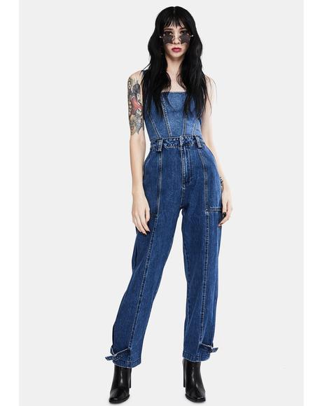 Jolie High Waist Jeans