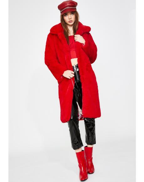 Dayanne Long Coat