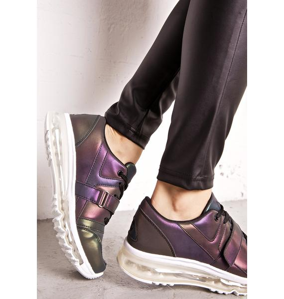 Y.R.U. Aiire Reflective Sneakers
