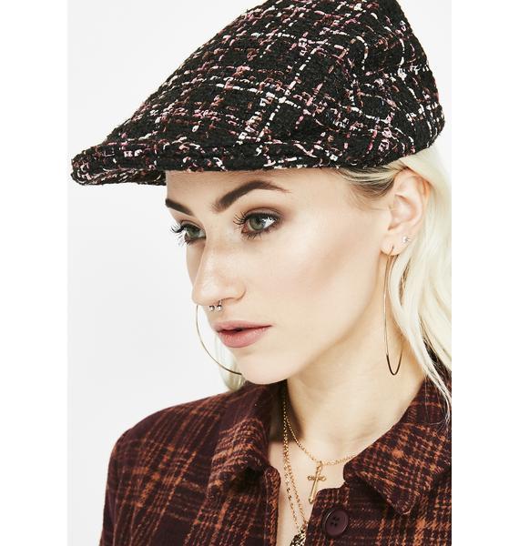 Lady Love Tweed Hat