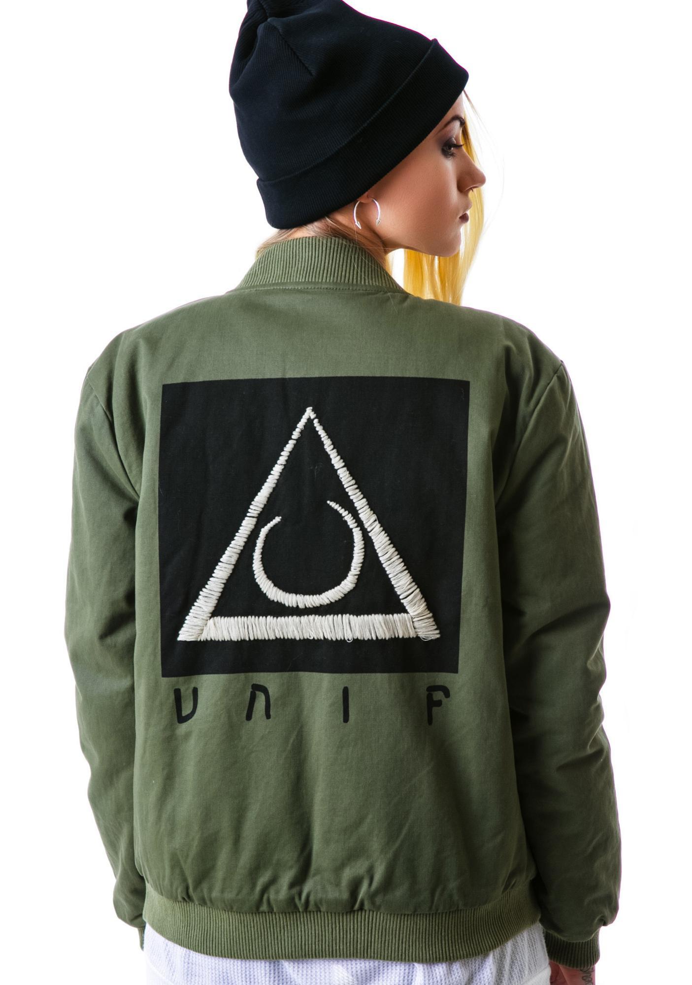 UNIF Trinity Bomber Jacket