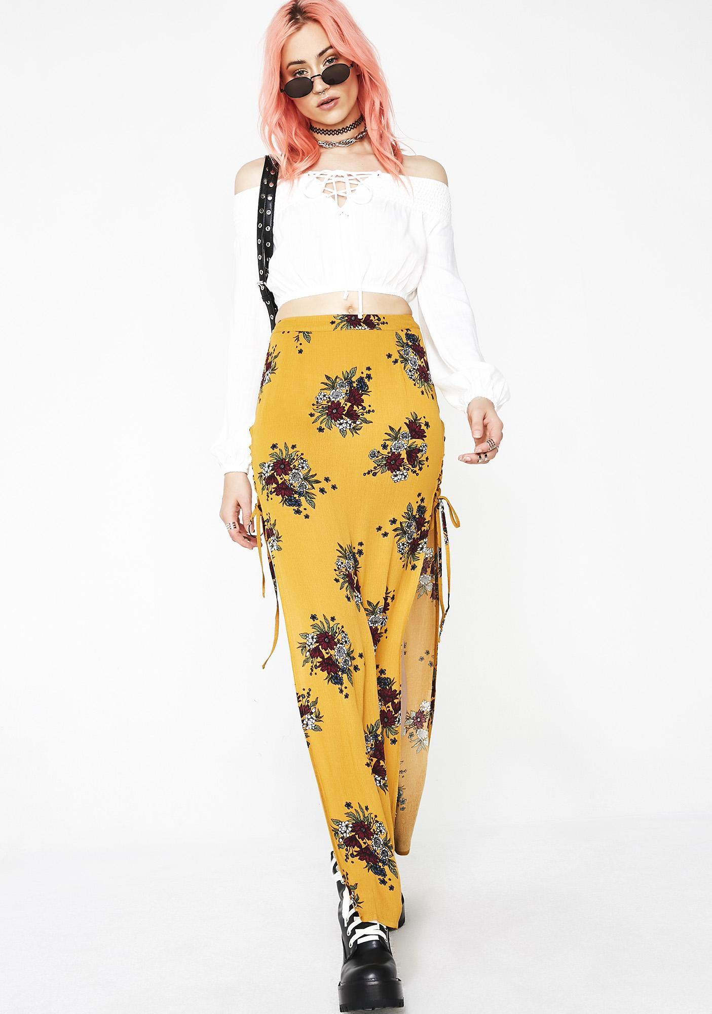 Lira Clothing Shalya Maxi Skirt