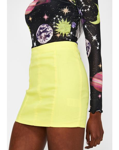 Pretty Posse Mini Skirt