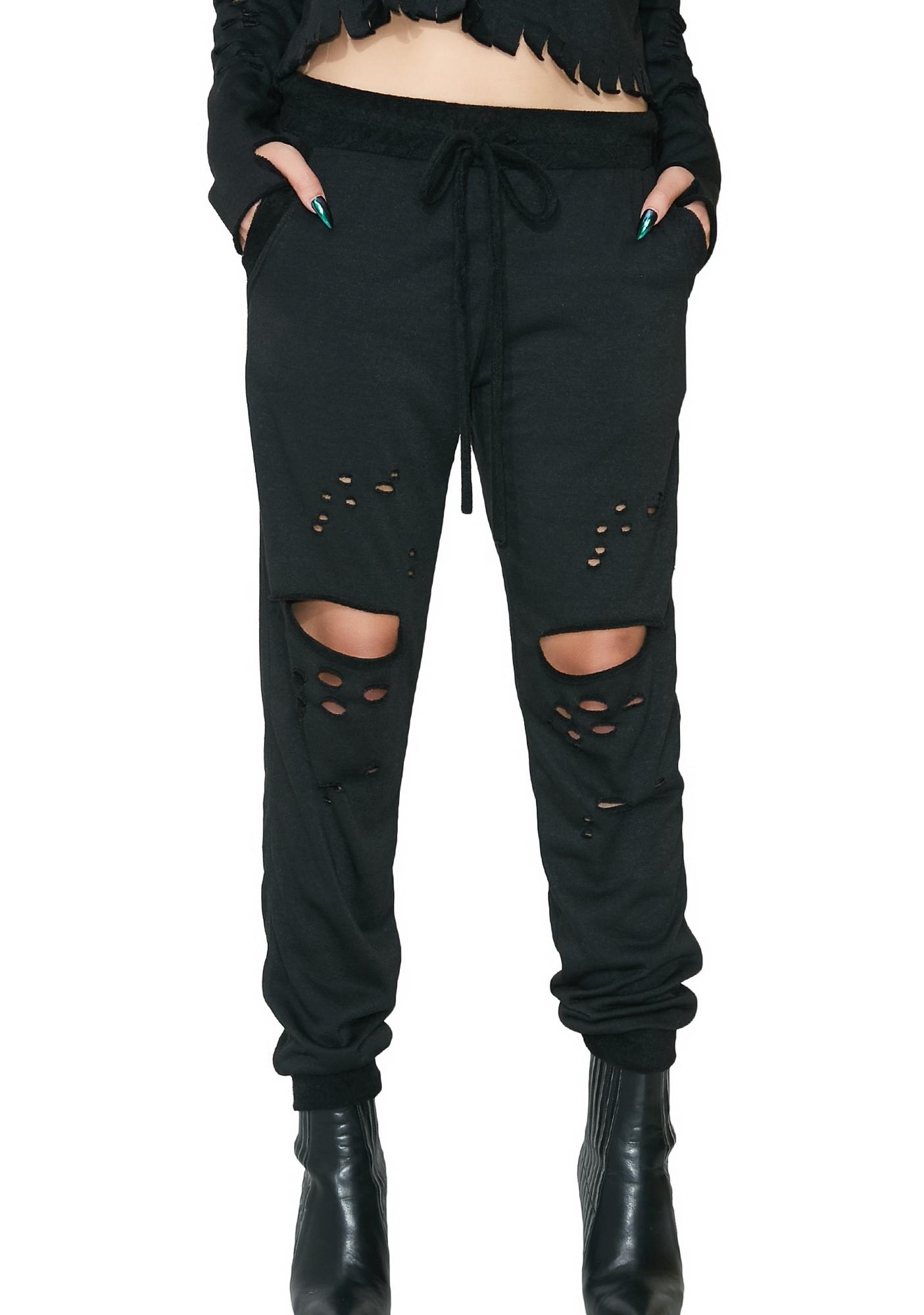 Onyx Ripped 2 Shredz Sweatpants
