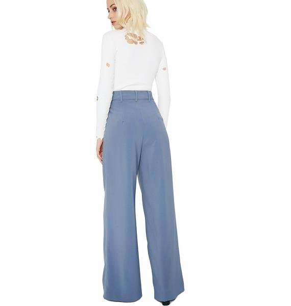 Devyn Wide Leg Trousers