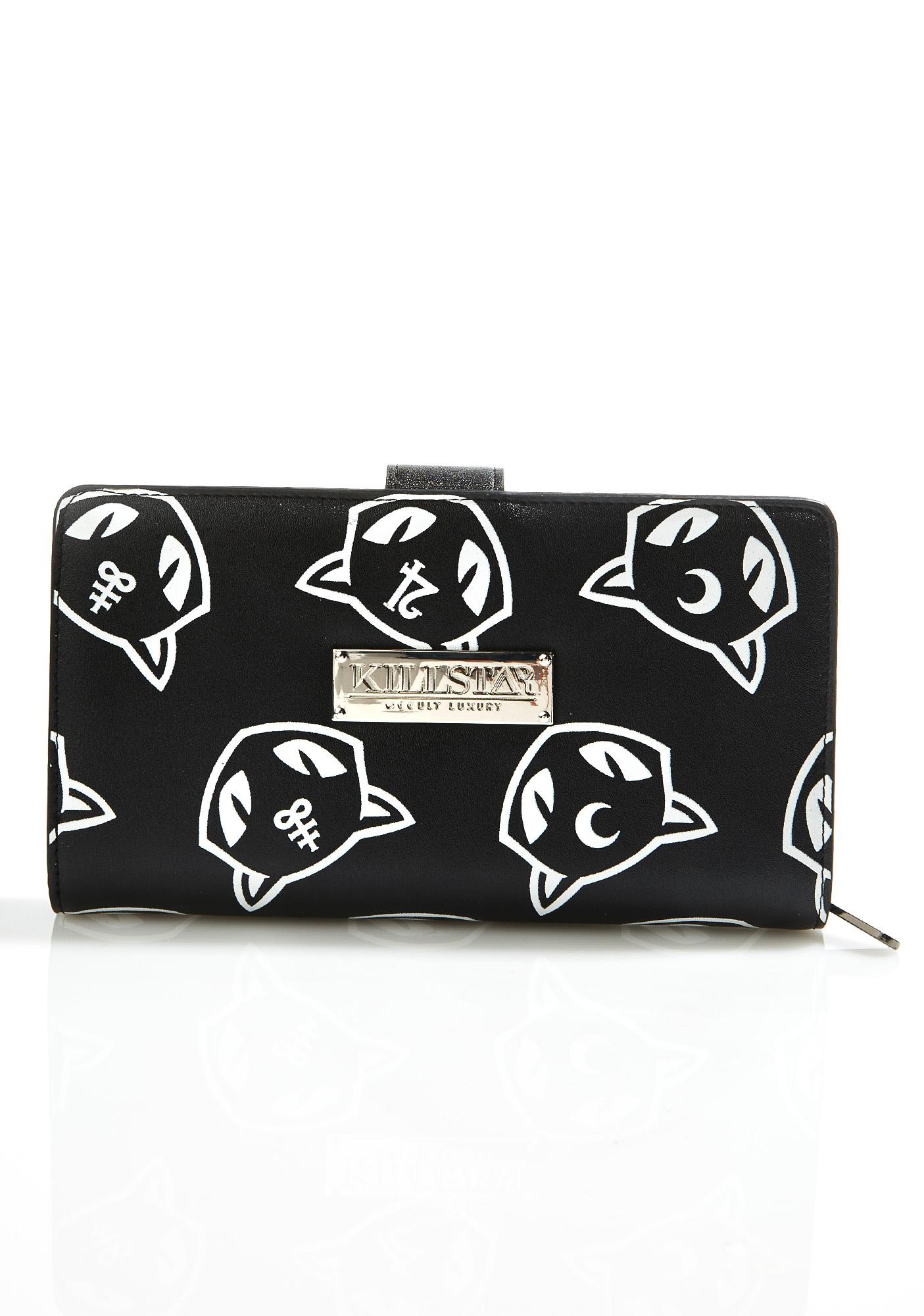 Killstar Salem Large Wallet