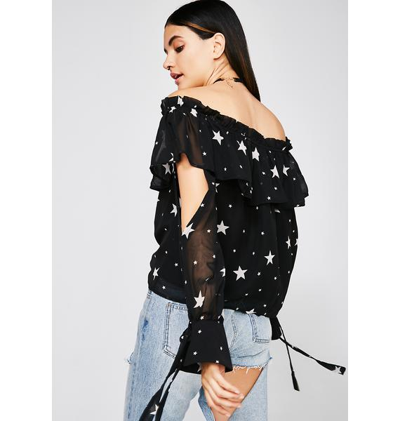Lonely Star Top