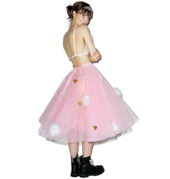 Dyspnea Fairytulle Skirt