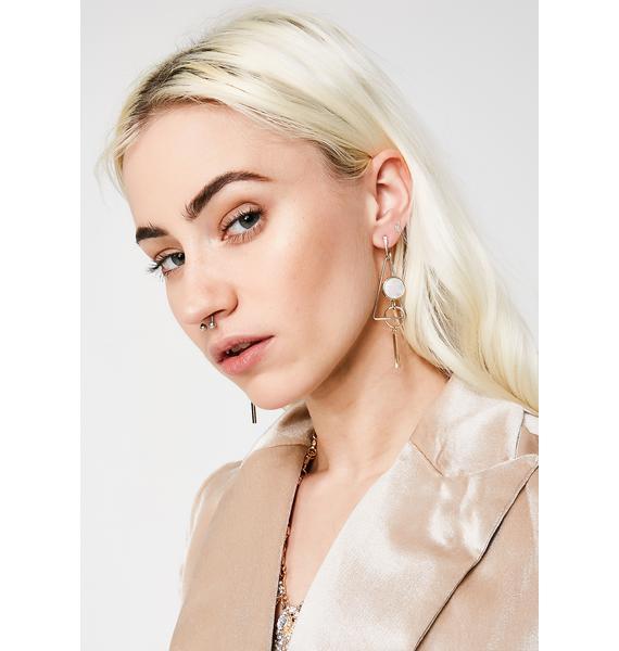 Moonstone Magic Earrings