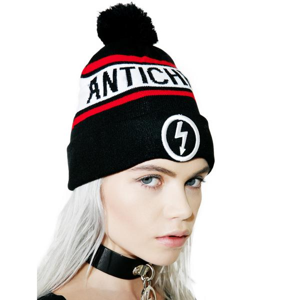 Killstar Man That You Fear Bobble Hat