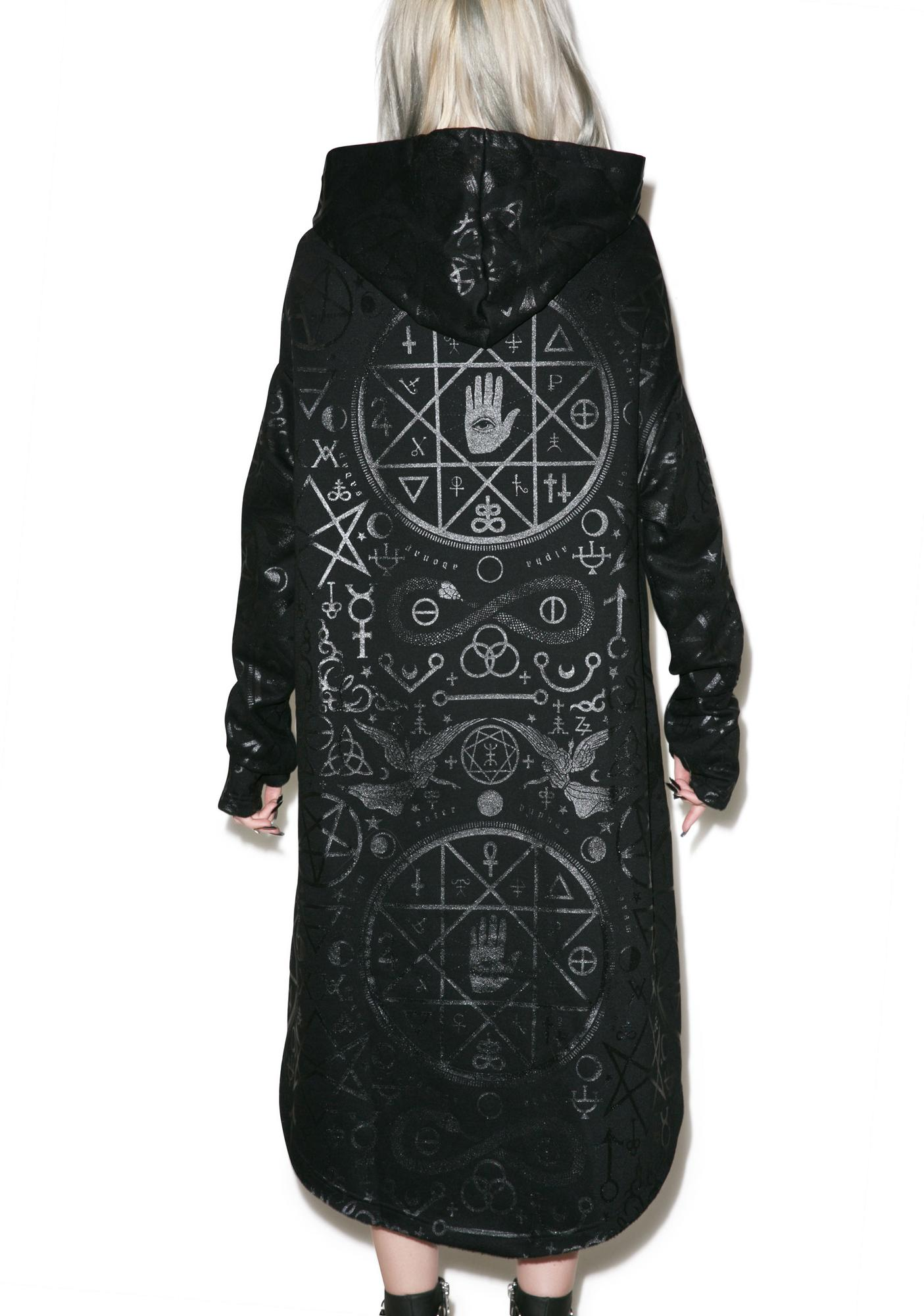 Killstar Cult Ritual Hoodie