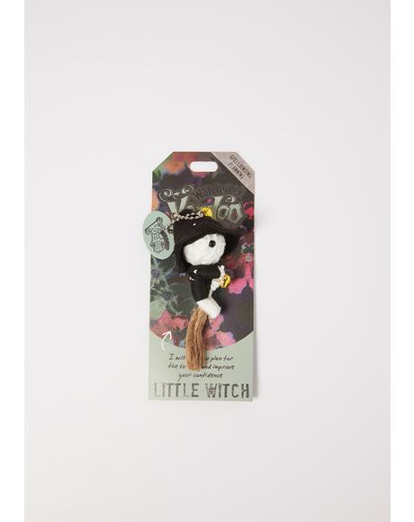 Little Witch Voodoo Doll