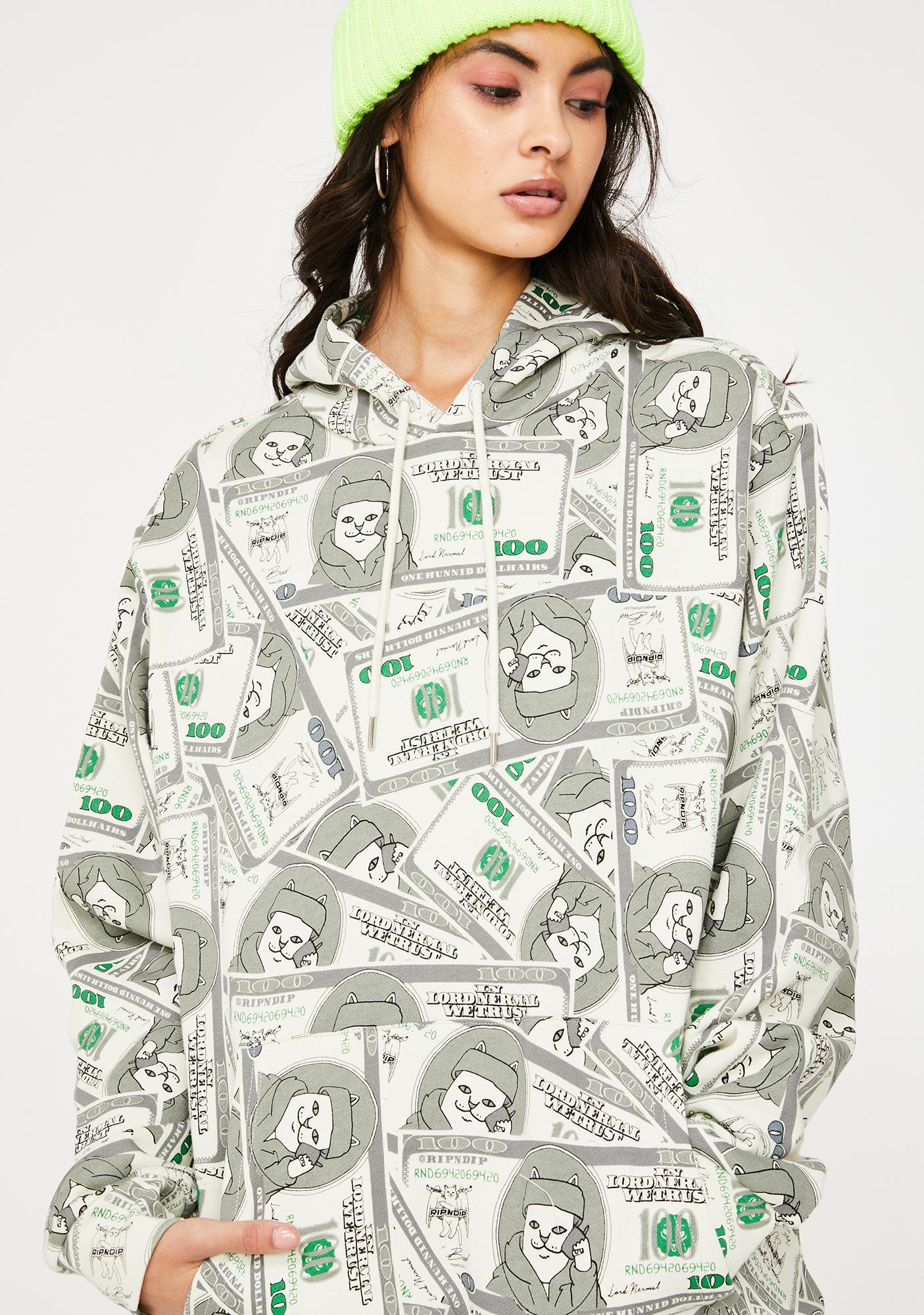 Money Bags Graphic Hoo