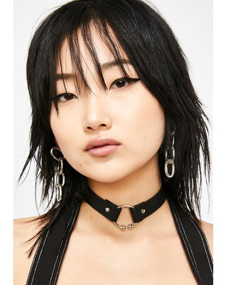 Rise And Fall Barbell Choker