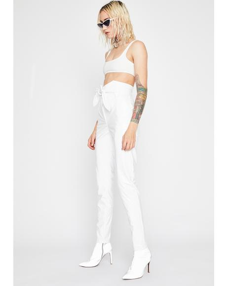 Boo Maine Squeeze Vinyl Pants