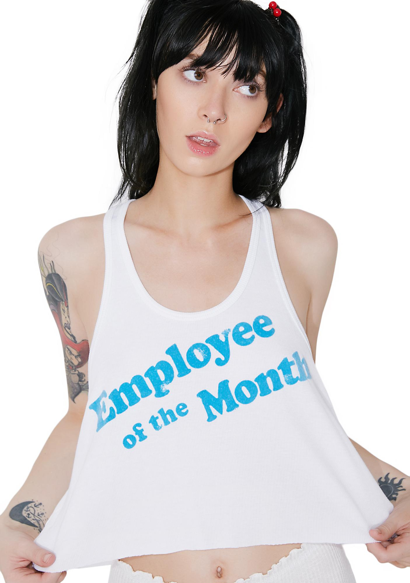 Wildfox Couture Employee Of The Month Tank