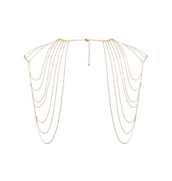 BIJOUX INDISCRETS Magnifique Chain Shoulder Jewelry
