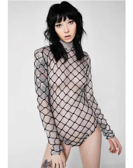 Catch N' Release Bodysuit