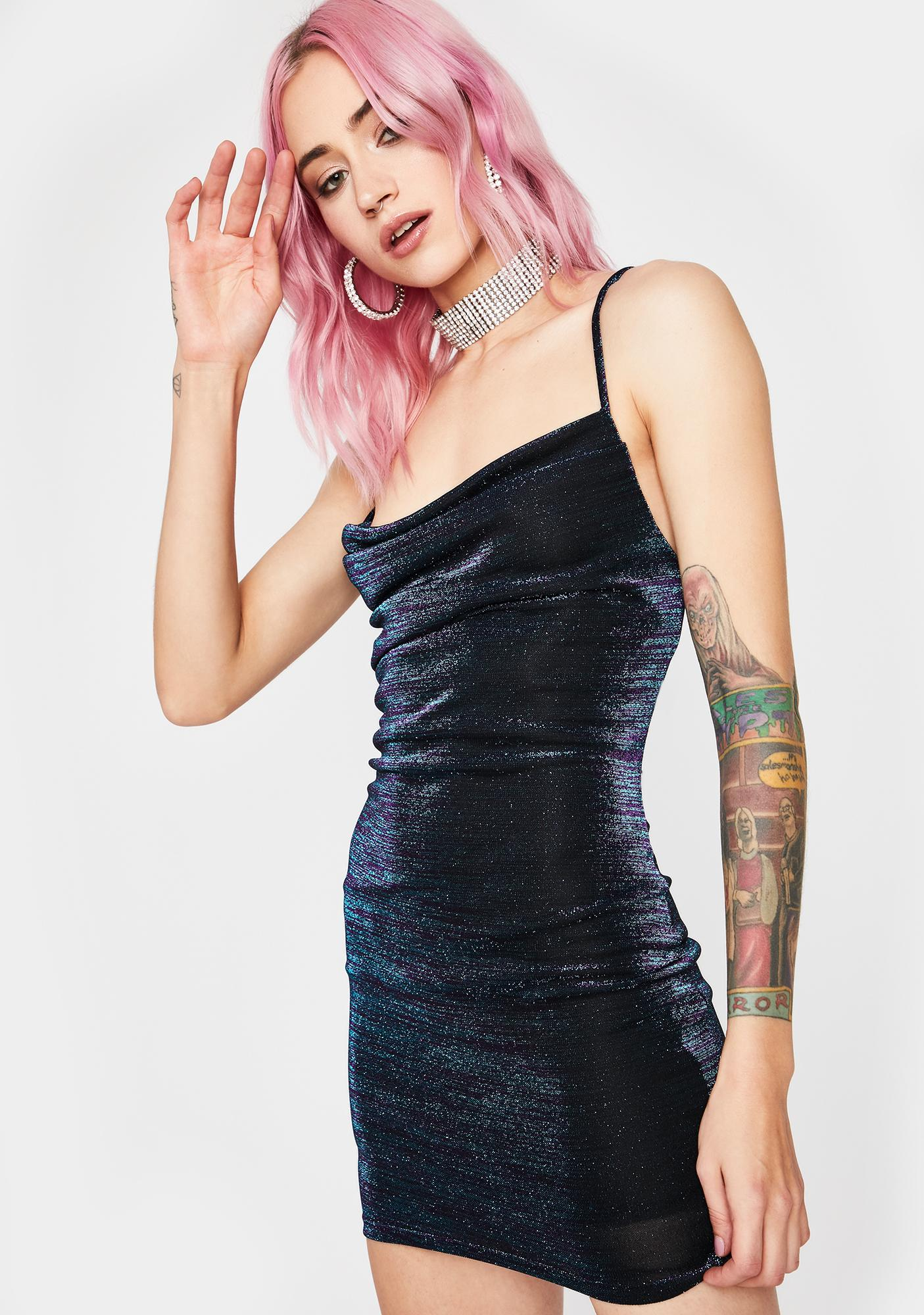 Underground Insider Mini Dress