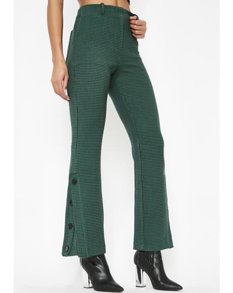 Boss Moves Houndstooth Pants