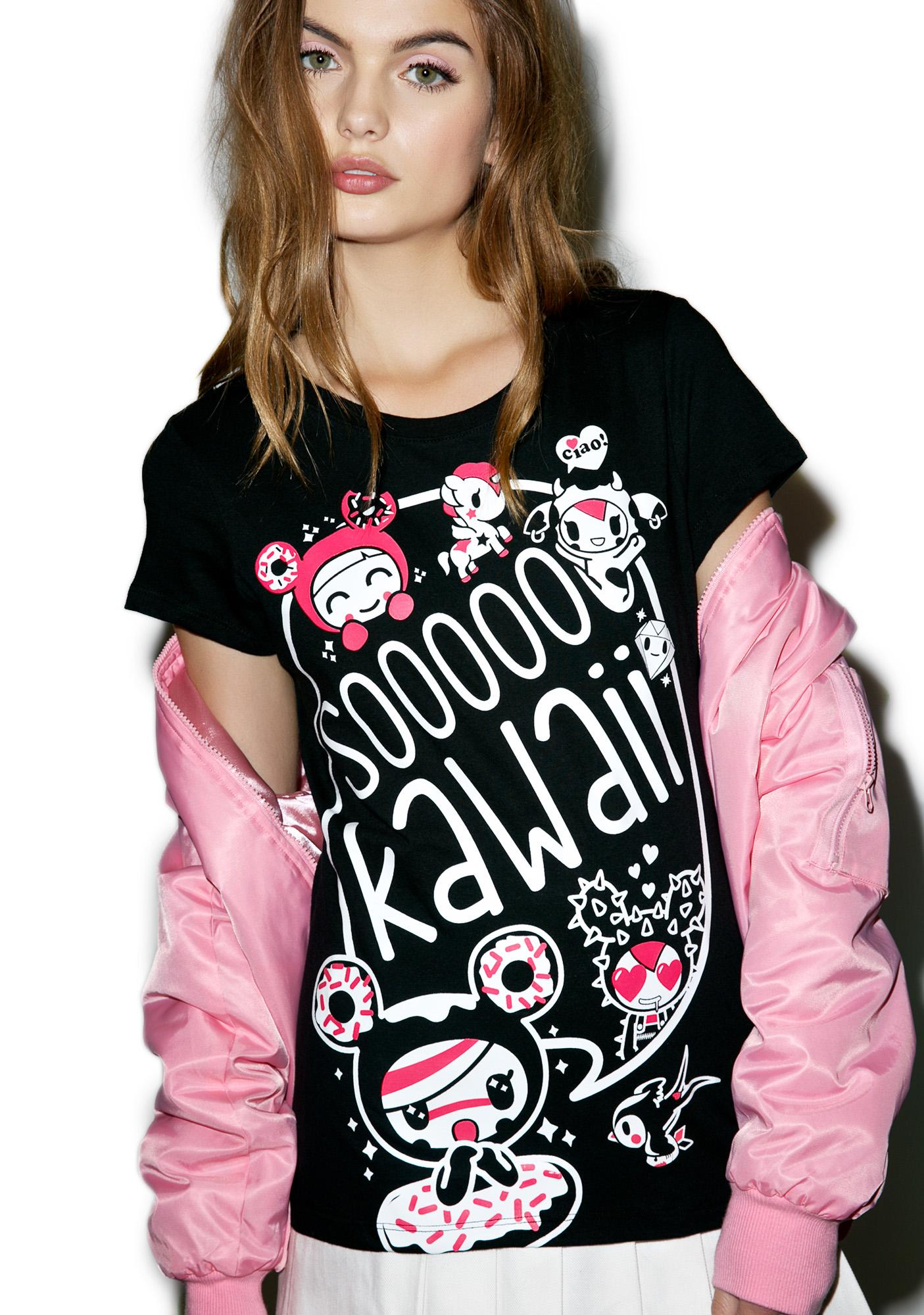 Tokidoki So Kawaii Tee