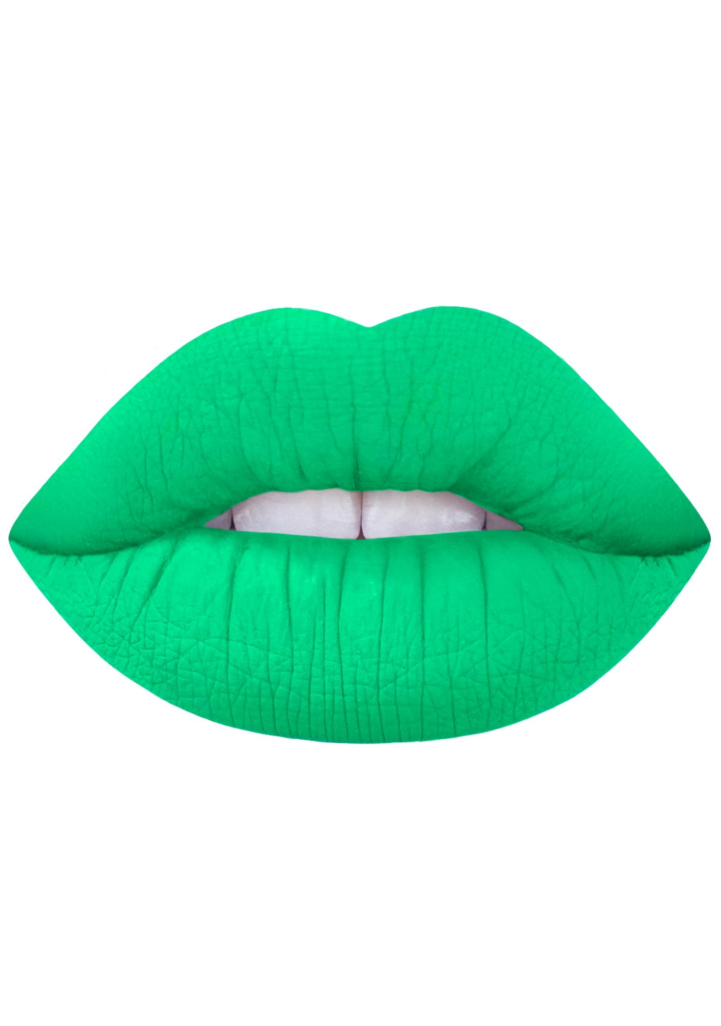 Lime Crime Alien Velvetine Liquid Lipstick