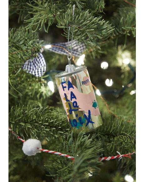 Fa La La Pamplemousse Ornament