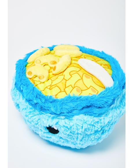 Mac And Cheese 7 Inch Plushie