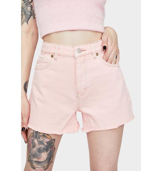 Rollas 80's Pink Original Shorts