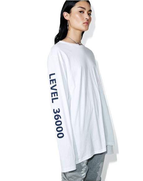 Level 36000 Long Sleeve Tee