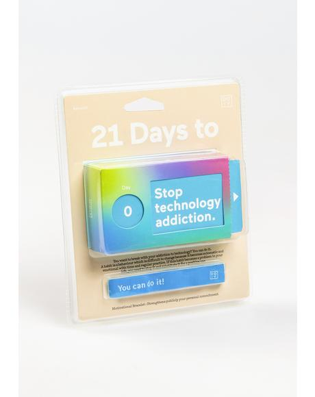 21 Days To Stop A Bad Habit Box