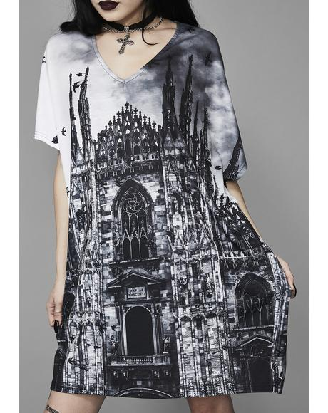 Saint Mad Mary Church Tee