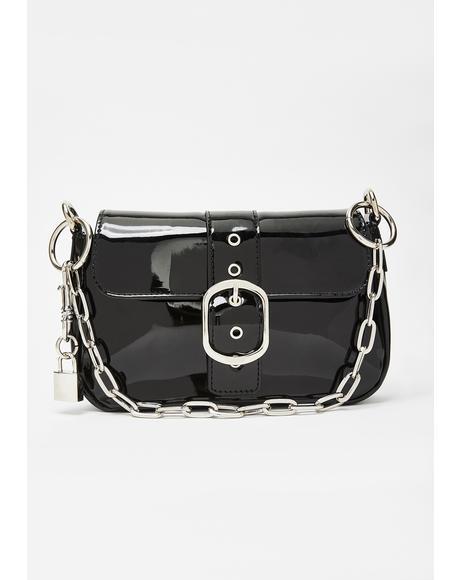Dean's List Patent Handbag