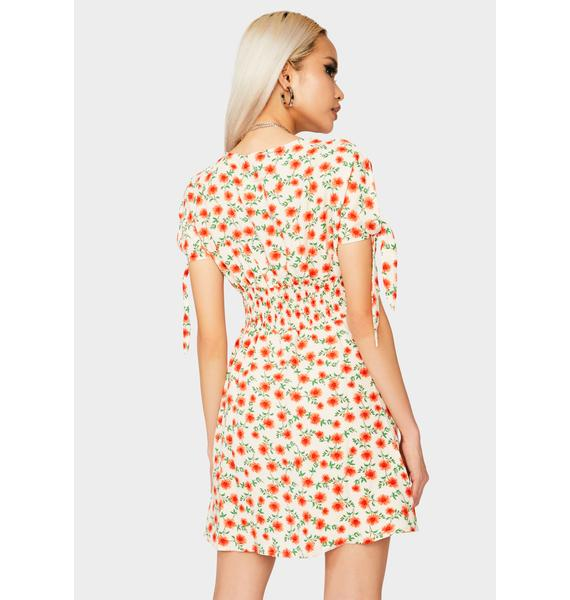 Back In Bloom Floral Sundress