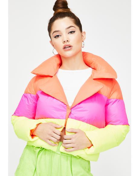 Roxi Puffer Jacket