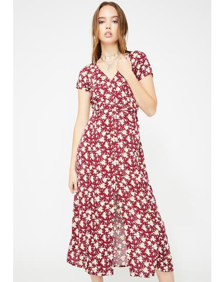Sanrin Maxi Dress
