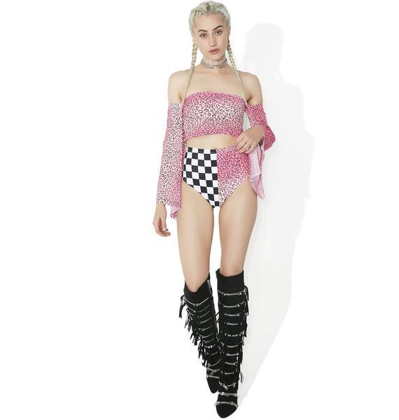 Soulan Zee Iona Booty Shorts