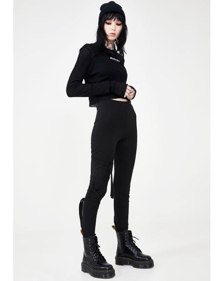 Exene Strap Leggings