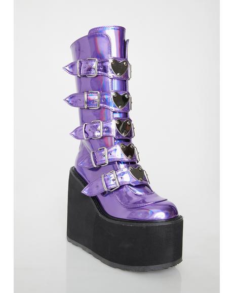 Fairy Lovesick Trinity Boots